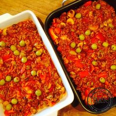 Kip courgetteschotel Cooking Recipes, Healthy Recipes, Healthy Food, Go For It, Lchf, Chili, Paleo, Food And Drink, Low Carb