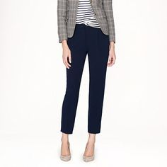 Collection drapey crepe pant - Novelty - Women's suiting - J.Crew