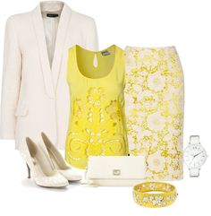 """white tuxedo jacket"" by dgia on Polyvore"