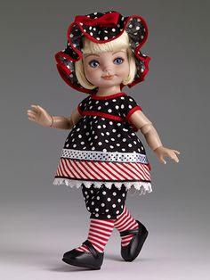 NEW DOLL!!  Half Pint - Beach Day - dressed doll - Half Pint head sculpt - New Patsy body