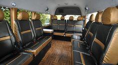 LimBUSine - 14 Seater Limousine - Interior Shot 2