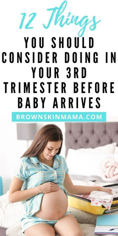 Things to do in your third trimester whilst you wait for labor to start. These 12 tips will keep you busy in your final trimester of pregnancy. Pregnancy Timeline, Pregnancy Advice, Pregnancy Care, First Pregnancy, Pregnancy Style, Pregnancy Fashion, Pregnancy Outfits, Maternity Fashion, New Parent Advice