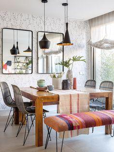 Decor cald, primitor și luminos pentru o casă nou construită Jurnal de design interior