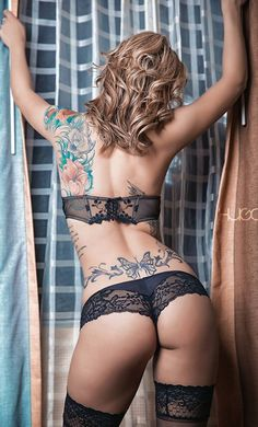Follow us For The finest Inked Girls and Models around The World. Find the most beautiful and hottest InkedGirls ! sexy inked girl