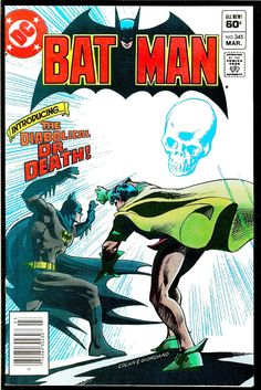 batman #345   Batman #345