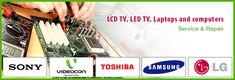 National Electronic – Providing LED service in Mumbai like Samsung LED repair, Sony LED TV repair, LED Panel repair, LED Panel replacement, Power supply problem, Installation