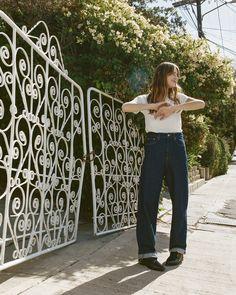 Editorial - Strange Days - Photography Jade Mainade; Stylist Sarah Levett; Model; Juliette Labelle.