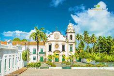 Convento e Igreja de São Francisco, em Olinda, estado de Pernambuco, Brasil.  Fotografia: Ricardo Junior / www.ricardojuniorfotografias.com.br