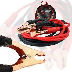 Akü Takviye Kablosu (Taşıma Çantalı)