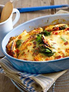 Dauert nicht viel länger als Ravioli aus der Dose und schmeckt vieeel besser!