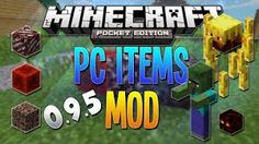 minecraft pe pc crafting mod
