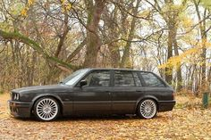 BMW e30 touring: interested in buying one? Check out recent imports from VintageAutobahn.com