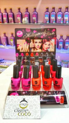 NOVEDAD: Esmaltes para chicas atrevidas, lleva tus uñas a la última, una gama de colores para lucir unas uñas brillantes y llamativas #bell #bellgranada #bellengranada #lacasitadecoco #granadabelleza #granada #sabadoengranada #sabado