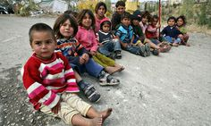 Many of the young refugees from Syria are likely to have been traumatised by their experiences. Photograph: Adem Altan/AFP/Getty Images