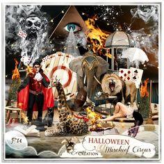 Eenas Creations - Halloween @ Mischief Circus  #MischiefCircus