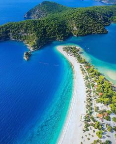 Soon #Oludeniz will be looking like this - still beautiful but empty :-( Just 3 weeks left till the 2017 season closure...