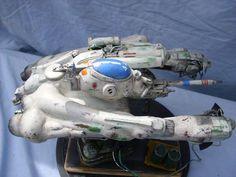 Image result for spaceship afterburner