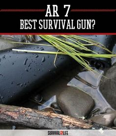 AR-7: Best Survival Gun? | Finding The Best Gears And Weapons For Emergency Preparedness by Survival Life at http://survivallife.com/2015/12/11/ar-7-best-survival-gun/