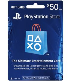 PlayStation Network PSN $50 USD - PSN Store Card - US ONLY | eBay Get Gift Cards, Itunes Gift Cards, Ps4, Playstation Plus, Gift Card Generator, Dollar, Code Free, Latest Games, Gift Card Giveaway