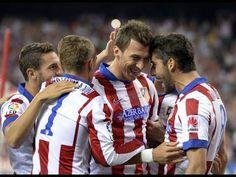 Gol de Supercopa de España 2014 (vuelta) Atlético de Madrid - Real Madrid (Tiempo de Juego COPE).