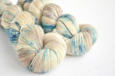 Sea View - 1ply Lace