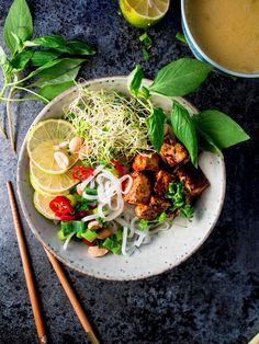 Osaatko käsitellä tofun oikein? – Viimeistä murua myöten Laksa, Opi, Keto, Ethnic Recipes