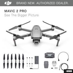 The Mavic 2 offers iconic Hasselblad image quality on the Pro and a high-performance zoom lens on the Zoom. Hasselblad Camera CMOS Sensor Adjustable Aperture Dlog-M HDR Video Hyperlapse Drones, Drone Quadcopter, Mavic Pro Dji, Dolly Zoom, Folding Drone, Air Drone, Dji Spark, Zoom Lens, Trucks