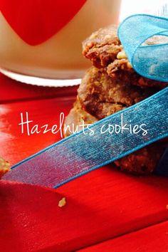 Cookies alle nocciole.