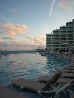 Cancun Palace, Cancun Mexico