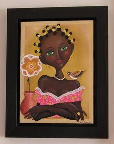 Mona Lisa versus Nha Negra