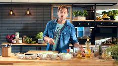 Széll Tamás - Cayenne borsos sertésfalatkák mézes-gyömbéres, sült sütőtö...
