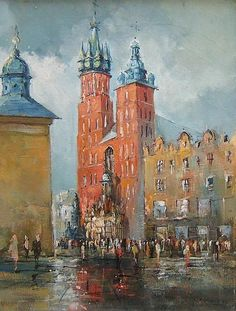 A. Kramarski Widok painting - Αναζήτηση Google