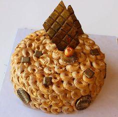 24 karat Chocolate bar cake!