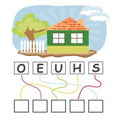 Find the word activities are great for younger students who are just starting out with spelling. The activity sheet features a picture English Games For Kids, Funny Games For Kids, Funny Kids, First Grade Homework, Worksheets For Class 1, Kids Word Search, English Writing, English Grammar, Pre Primer Sight Words