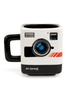 Retro Camera Mug Coffee Meme, Coffee Signs, Funny Coffee Mugs, My Coffee, Coffee Cups, Coffee Quotes, Coffee Drinks, Coffee Mugs Vintage, Unique Coffee Mugs