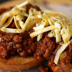 Sloppy Joes with Chorizo and Ground Beef