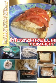 Plat bloemkool mozzarella 'brood': https://goodinfood.wordpress.com/2014/09/27/plat-bloemkool-mozzarella-brood/
