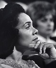 I captured this beautiful pensive moment of #CorettaScottKing at the Emmy Awards Carnegie Hall NYC June '69. King's husband #MartinLutherKing was assassinated the previous year in Memphis which moved Coretta Scott to take on the leading role of her husband's struggle for racial equality.  #activist #civilrights #womensmovement