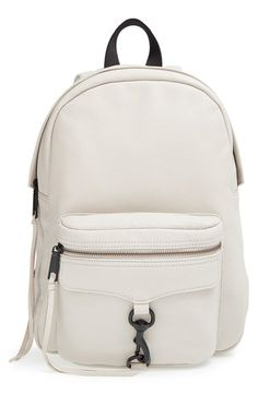When your life calls for a backpack, look for one with style. There are TONS out there that mix practical with serious fashion sense. Rebecca Minkoff 'MAB' Backpack | Pretty Little Liars