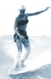 44d50986c73220 Linda Benson U. Champion surfer the year I was born - She was also Annette  Funicello s surfing double in the beach party films