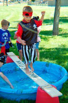 Fiestas infantiles: ideas para fiestas al aire libre