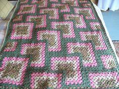 Tiles Granny Afghan pattern by Darla J. Fanton