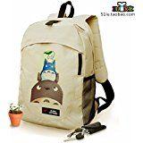 Schultertasche Tasche Shoulder Bag Canvas Messenger Turnbeutel Rucksack Anime reisetaschen Cats Gestapelte totoro