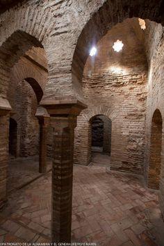 Siguiendo el pasado - Baños de la Mezquita