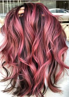 56 Stunning Hair Colors and Hairstyles Trends for 2018. We are going to show you in this post the most beautiful ideas of hair colors and hairstyles that is probably most amazing options for you to use in 2018. These are new hair color looks for ladies to wear in this year. Rose gold and red hair colors for long and medium length haircuts are really amazing for women and girls to create in 2018.