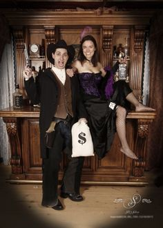 Best Thing To Do in Glenwood Springs at Glenwood Caverns Adventure Park! Saloon Girls, Photo Shoots, Silk, Couple Photos, Couples, Couple Shots, Couple, Couple Pics
