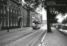 2 keer een PCC op de Waldeck Pyrmontkade september 1958 en de jaren '80, wat een verschil!