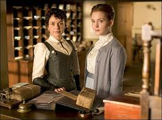 """synch-ro-ni-zing: Starting all over again: """"Lark Rise to Candleford"""""""