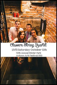 See us at the Winter Park Arts festival Saturday October 13th, 2013. 10:00AM!