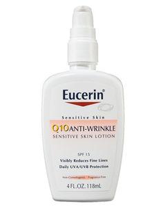 I love Eucerin, so I really want to try this.